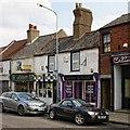 TF4609 : Blackfriars Road, Wisbech by Dave Hitchborne
