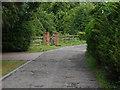 SU8672 : Buckle Lane, Moss End by Alan Hunt