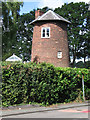 SO8798 : Wightwick - former windmill by Dave Bevis