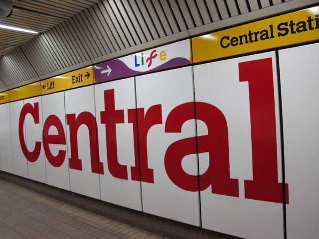 Central Station Metro