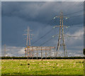 SJ7182 : Hoo Green by Peter McDermott