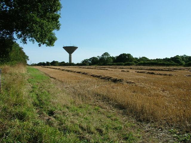 Raveningham Water Tower