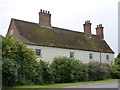 SK7267 : Ivy House Farmhouse, High Street, Laxton by Alan Murray-Rust