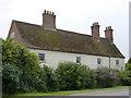 SK7267 : Ivy House Farmhouse, High Street, Laxton by Alan Murray-Rust
