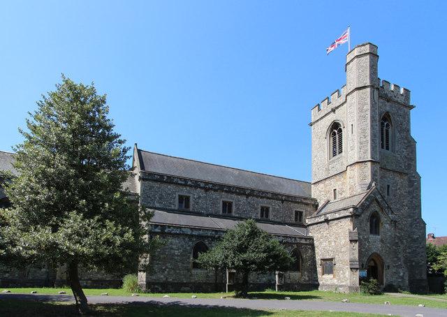 St John the Baptist, Isleworth