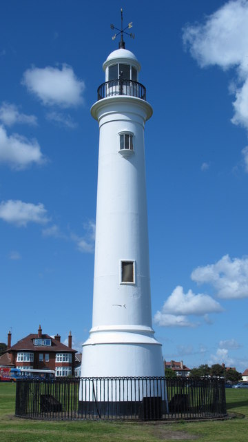 Lighthouse, Roker Cliff Park