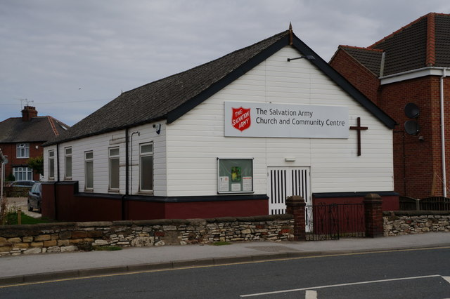Salvation Army Great Yarmouth Room Hire