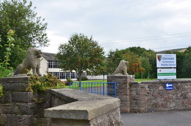 Glendale Community Middle School, Wooler
