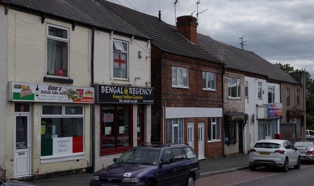 Main Street, Carr Vale