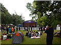 TM1645 : Christchurch Park music day 5 by Hamish Griffin
