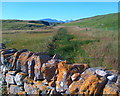 NC3968 : Dry Stone Wall, Balnakeil by Mick Garratt