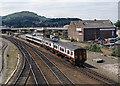 SH7977 : Trains at Llandudno Junction - 1993 (2) by The Carlisle Kid