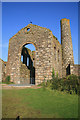 SW6839 : Marriott's Shaft pumping engine house - South Wheal Frances by Chris Allen