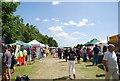 TM1535 : Farmers Market, Great Eastern Swim by N Chadwick