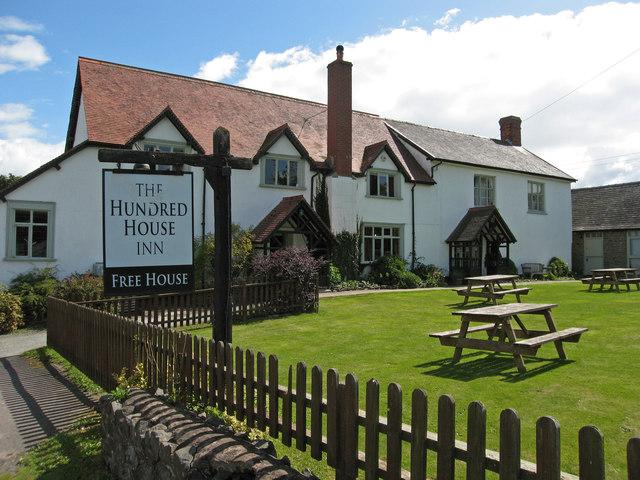 The Hundred House Inn, Purslow