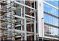 "J3374 : Block ""B"", University of Ulster site, Belfast - August 2014(11) by Albert Bridge"