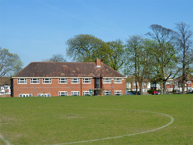 Pavilion, King George's Playing Field