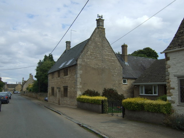 Old house, King's Cliffe