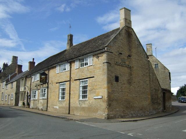 The Cross Keys pub, King's Cliffe