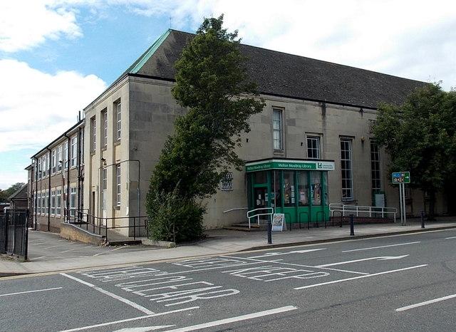 Melton Mowbray Library