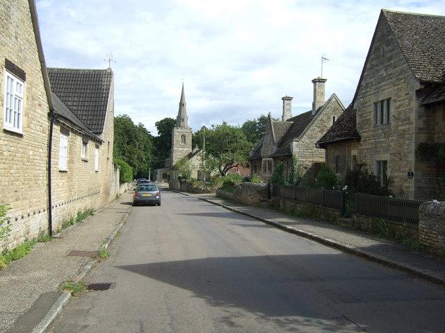 Main Street, Apethorpe