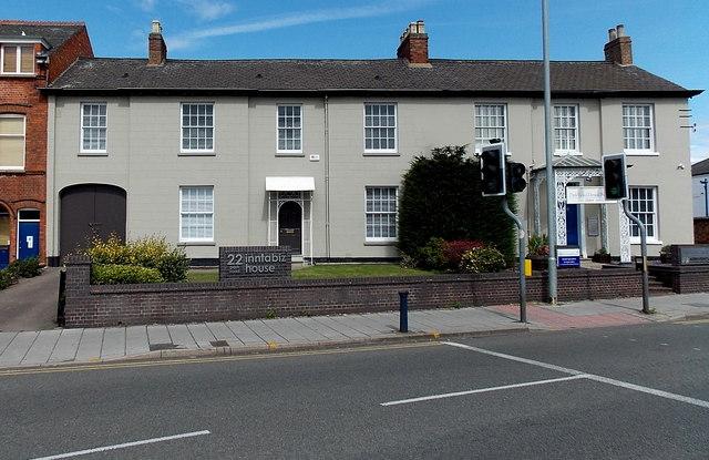Inntabiz House, Melton Mowbray