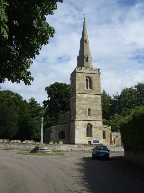 St Leonard's Church, Apethorpe