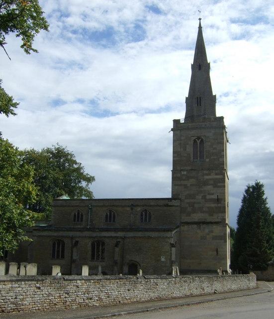 St Leonard's Church, Apethorpe