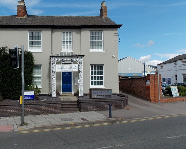 Park Road Dental Practice, Melton Mowbray