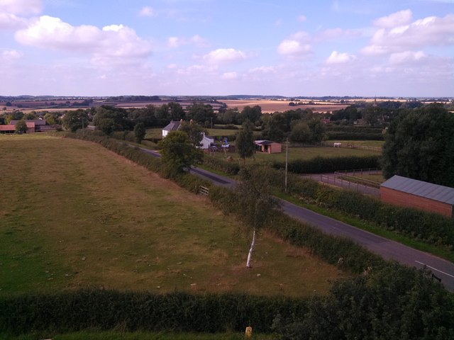 View from the Mill Tower