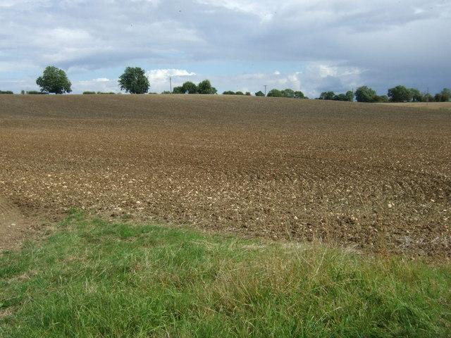 Field near Apethorpe