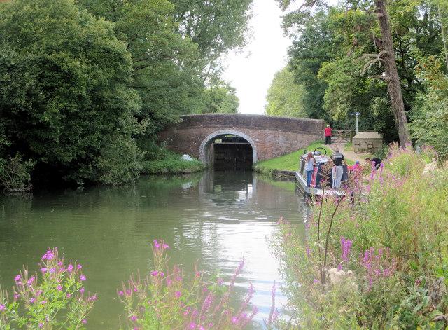 Kennet & Avon Canal bridge No. 68
