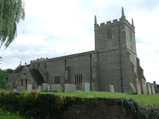 St Mary's Church, Woodnewton
