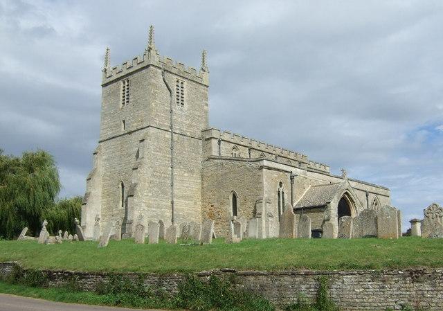 St Marys Church, Woodnewton
