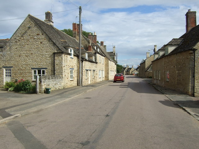 Main Street, Woodnewton