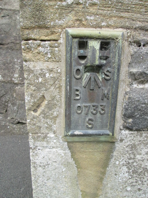 Ordnance Survey Flush Bracket (S0733)