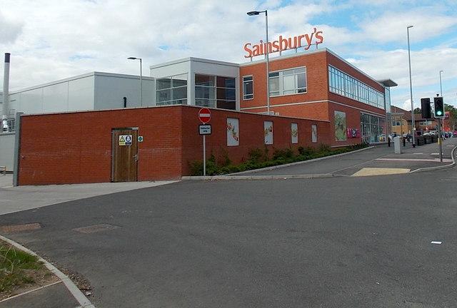 Sainsbury's, Melton Mowbray