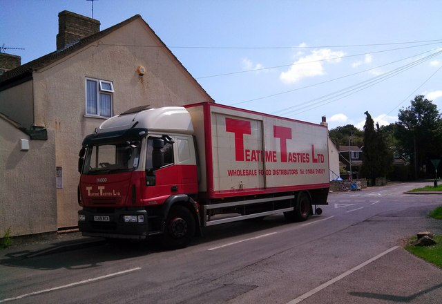 TTL, a cake lorry