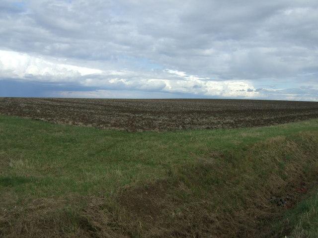 Field off Woodnewton Road