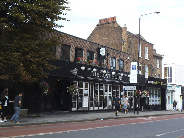 The Lost Hour, Greenwich High Road