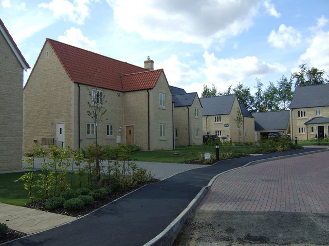 New houses, Nassington