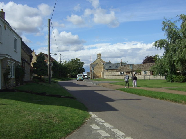 Apethorpe Road, Nassington