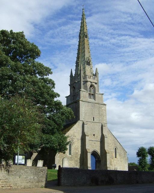 All Saints Church, Nassington