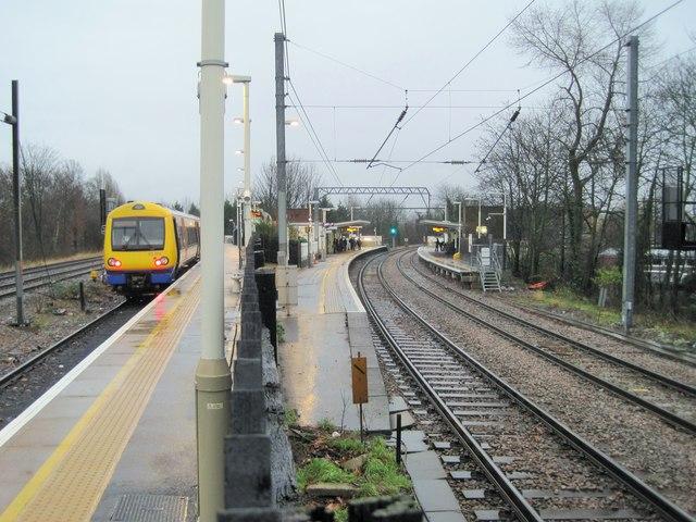 Gospel Oak railway station, Greater London