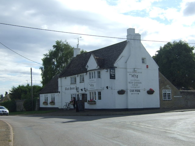 The Black Horse Inn, Nassington