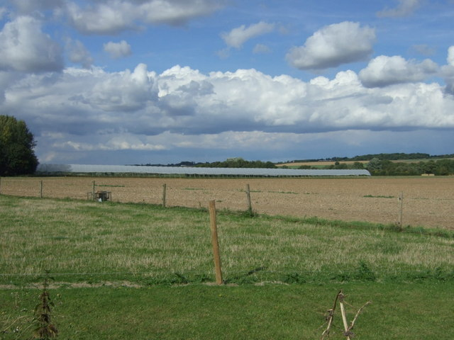 Farmland, Lyveden Farm