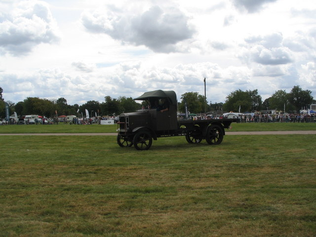 1916 Maudslay at Stoneleigh