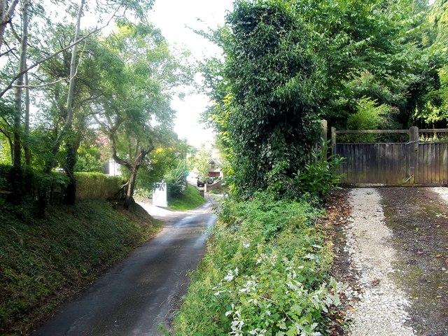 Audishaw Lane in Boylestone