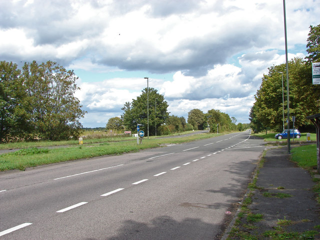 A 246, Epsom Road