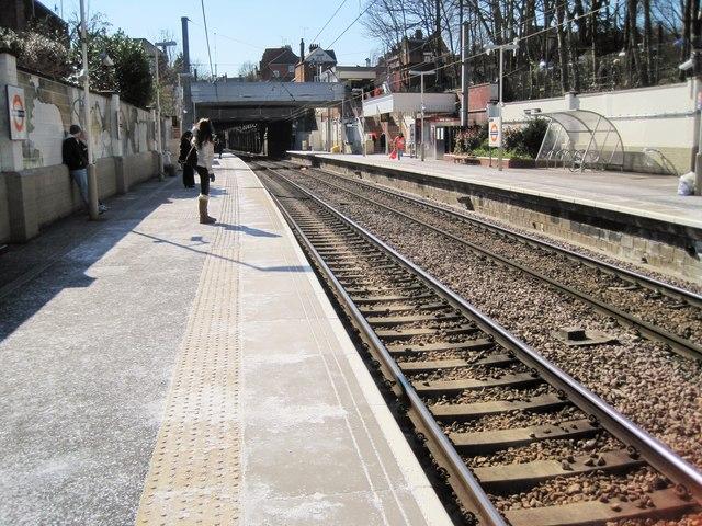 Hampstead Heath railway station, Greater London